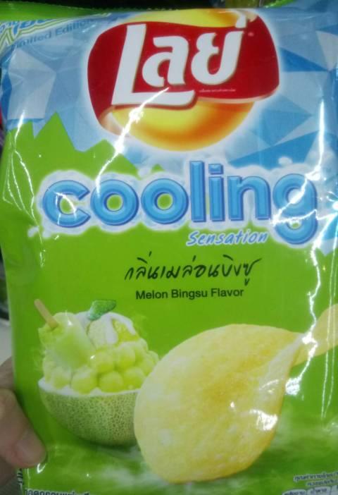 Cooling Melon flavor