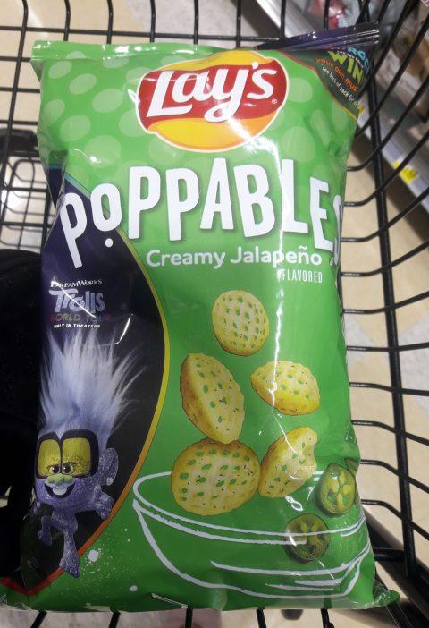 Creamy jalapeño flavor