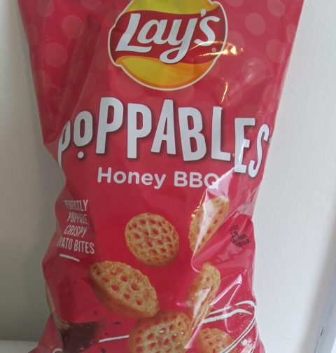 Honey bbq flavor