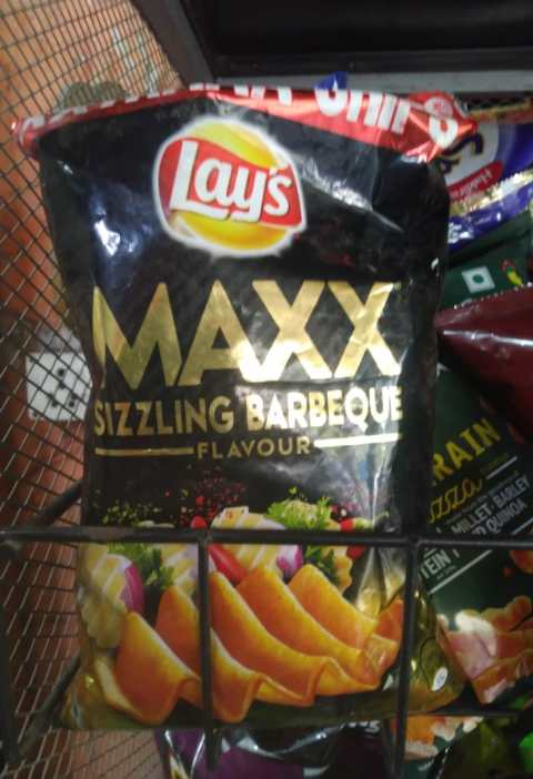 Sizzling BBQ flavor