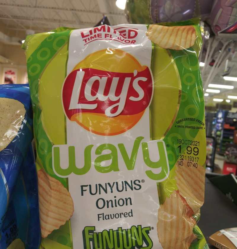 Funyuns flavor