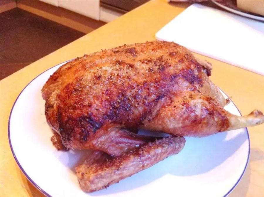Easiest Ever¦Sunday Roast Duck, Lay The Table