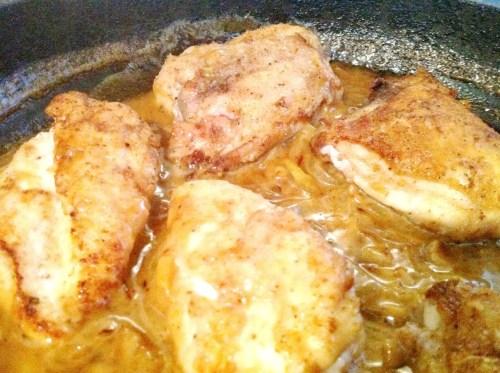 Heston Blumenthals Braised Chicken, Lay The Table