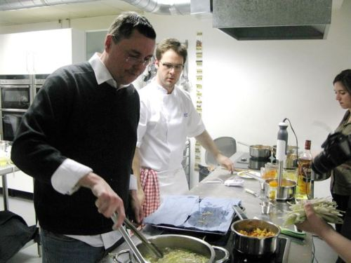 Masterchef Exclusive: A cooking masterclass with 2011 champion Tim Anderson, Lay The Table