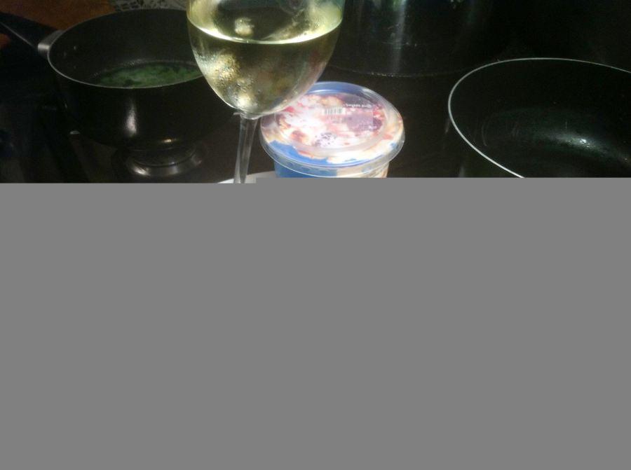 Pork Tenderloin Medallions with Sweet Bacon and Mushroom Cream Sauce, Lay The Table