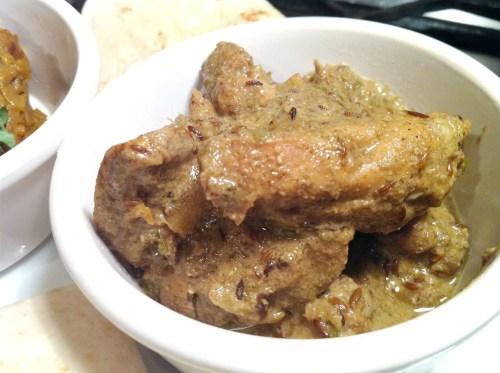 Atul Kochhars Jeera Chicken, Lay The Table