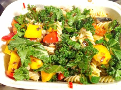 Veggie Pasta Bake with an Applewood Spreadable Smoky Twist, Lay The Table
