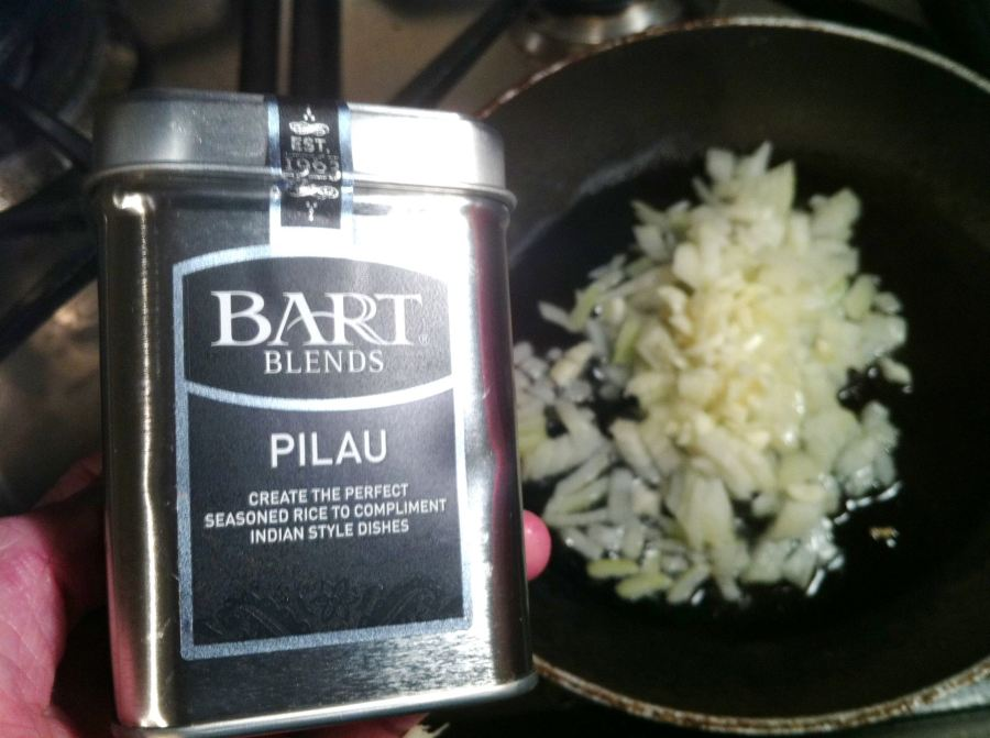 A week of living Bart-ishly! Barts New Range of World Spice Blends Tried & Tasted, Lay The Table
