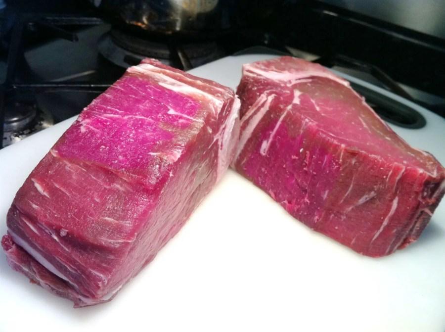 White Park Bone-In Fillet Steak, Lay The Table