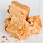 Caramelised Apple Cinnamon Fudge, Lay The Table