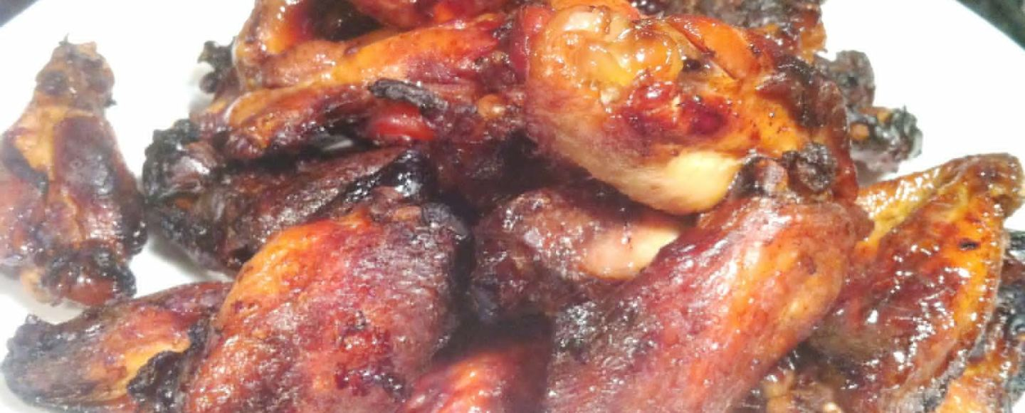 Twice-Cooked Teryaki Chicken Wings, Lay The Table