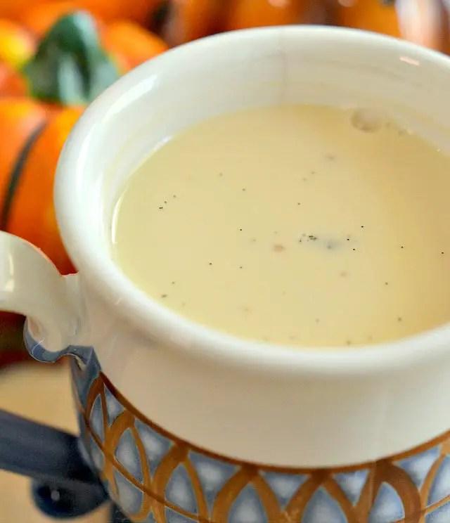 Pumpkin Pie Almond Milk, Lay The Table