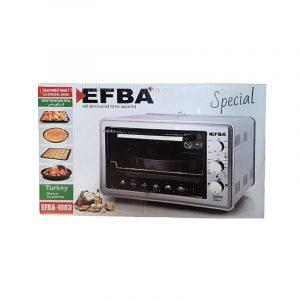 Horno eléctrico EFBA