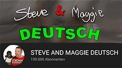 Steve and Maggie deutsch Philipp Lay Voiceover