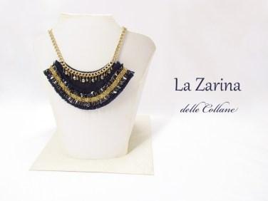 collana haute couture Tosca