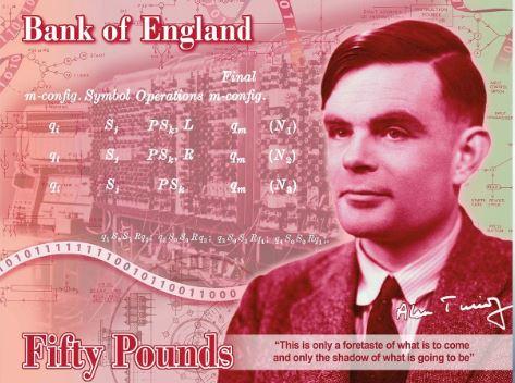 Χαρτονόμισμα 50 λιρών
