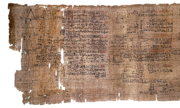 Egyptian-pi-papyrus