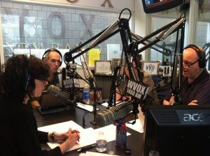Interview on WVOX.6.10.13