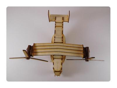 Wood Model V22 Osprey Kit By-LazerModels