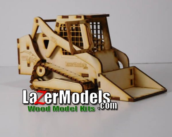 Wood Model Kits by LazerModels