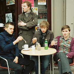 Cheers, chaps! The Wild Beasts prove to be just the tonic.