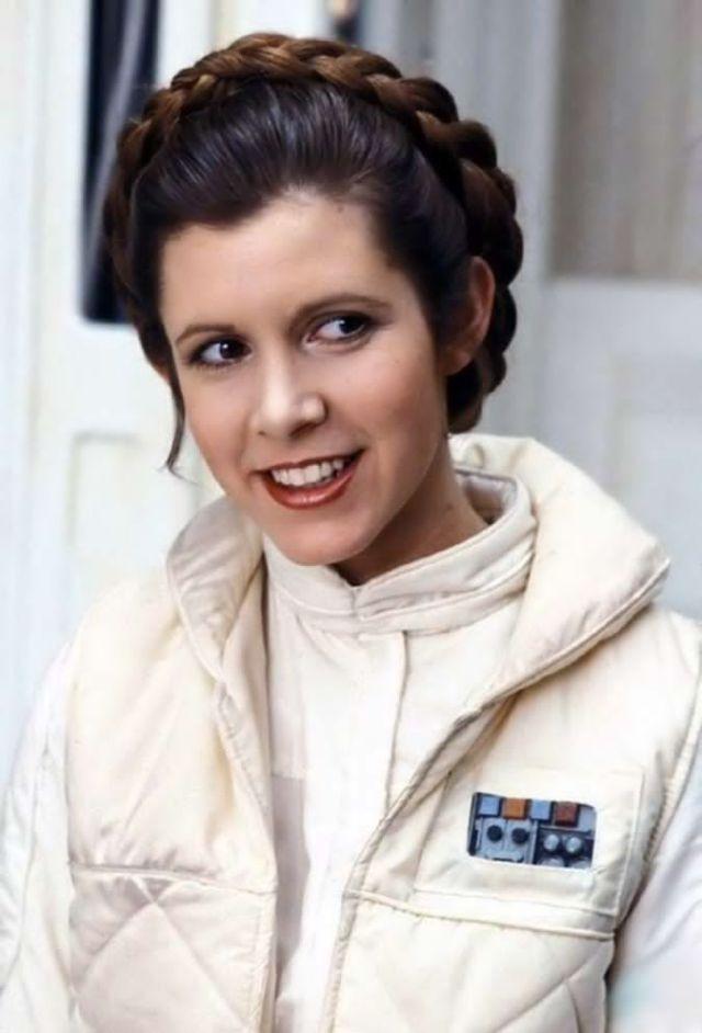 Carrie Fisher, un año de lágrimas y homenajes por la princesa Leia