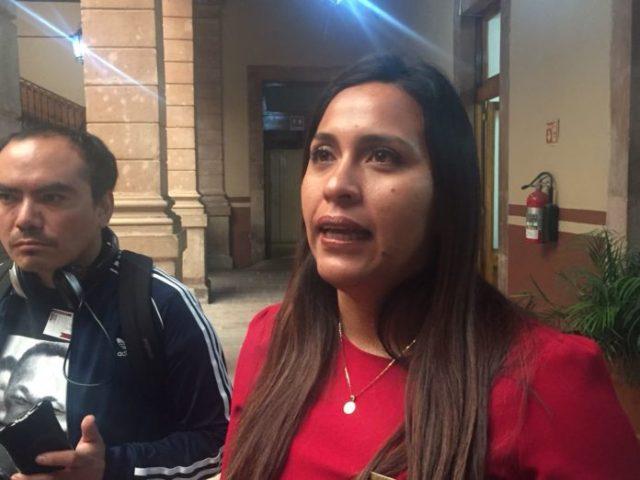Los diputados no nos prestamos a venganzas políticas: Mary Carmen Bernal.
