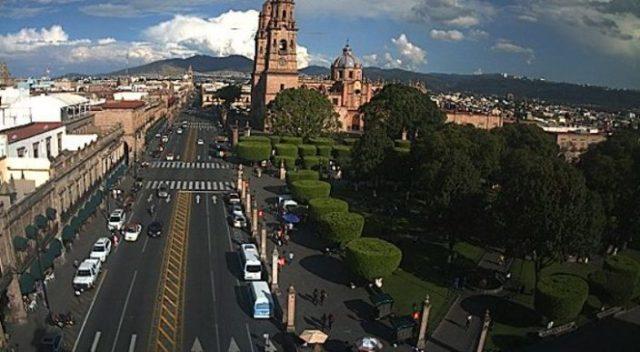 Confirman sismo en Michoacán