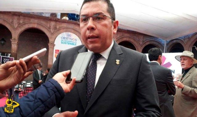 Juan Carlos Barragán se suma al proyecto de Alfredo Ramírez Bedolla