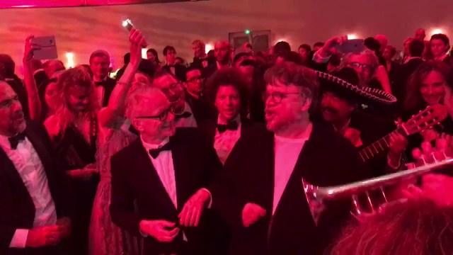 Con mariachi celebrará Del Toro si gana Oscar