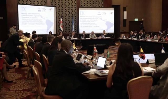 México, la gran interrogante en la negociación del primer acuerdo ambiental de América Latina.