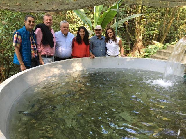Michoacán, primer lugar nacional en sanidad acuícola: Compesca.