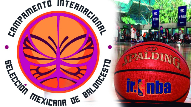 Michoacán, sede del Campamento Internacional de la Selección Mexicana de Básquetbol.
