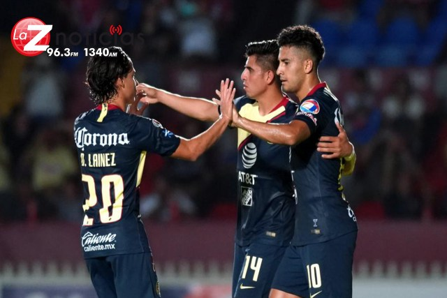 América derrota a Veracruz en Copa MX
