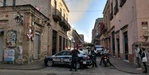 Reportan incendio dentro de local de la plaza de la Tecnología, Morelia