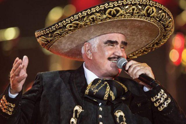 Vicente Fernández rechazó trasplante de hígado por temor a que fuera de un homosexual o drogadicto