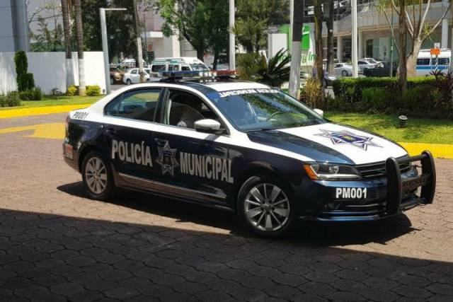 Asegura Comisario de la Policía de Morelia que «siempre han estado muy activos» en la zona de bancos para evitar robos