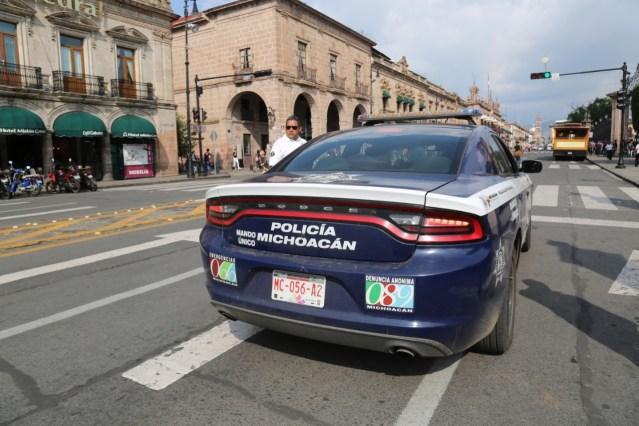 En distintas acciones, recupera SSP dos vehículos robados en Morelia