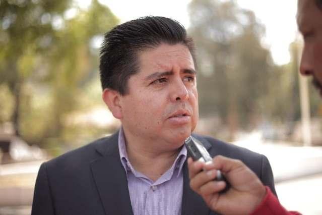 Se descarta Roberto Pantoja para la gubernatura