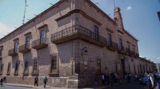 Se asoma la huelga en el Ayuntamiento de Morelia para este miércoles 18 de noviembre por parte del SEMACM