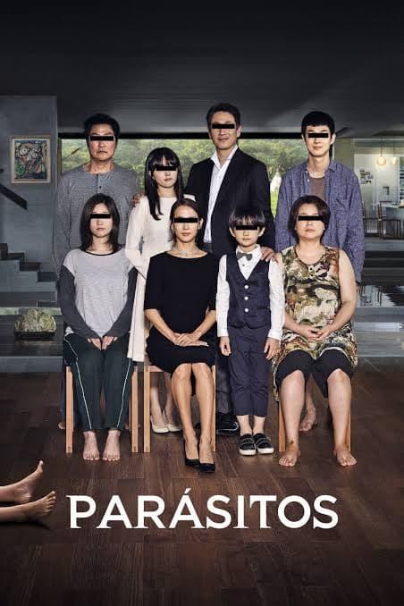 «Parásitos» hace historia y gana el Oscar como mejor película