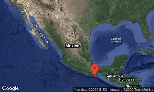 Se registra sismo Magnitud 7.5 en México