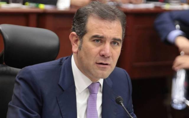 «Presidente no tiene vela en el entierro»: Córdova; el único guardián de las elecciones es el INE, señala