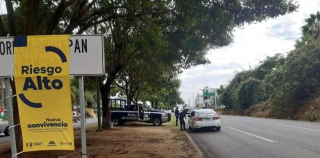 Constantes, labores para combatir COVID-19 en Uruapan; hay Bandera Amarilla