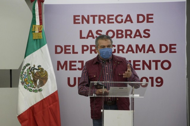 Morelia se transforma con obras gestionadas por Raúl Morón ante Gobierno de México