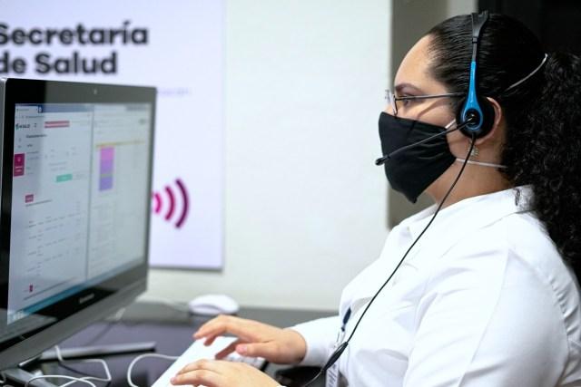 Atiende SSM a 431 pacientes COVID-19, por medio de la app Mi Salud