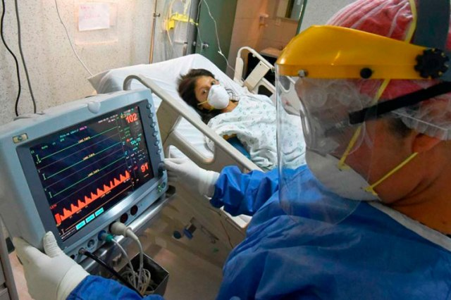 México supera los 130 mil contagios por Covid; hay 15,944 muertos
