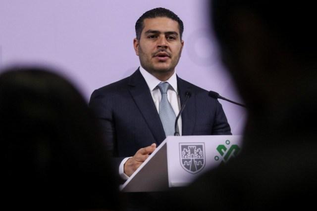 Sufre atentado secretario de Seguridad de CDMX, Omar García Harfuch: Sheinbaum