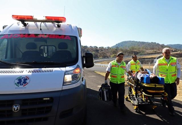 Ha realizado la SSM más de 19 mil servicios de emergencia prehospitalaria