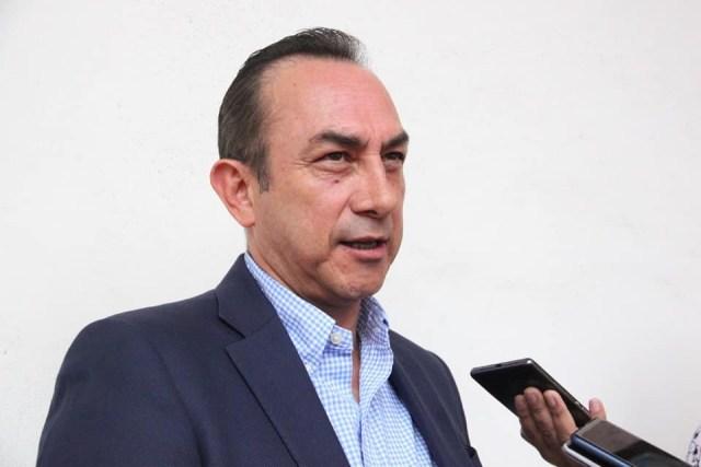 Federación exhibe avión presidencial, pero no condiciones deplorables de hospitales Covid-19: Antonio Soto